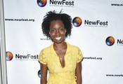 "Actress Adepero Oduye attends the 2011 NewFest LGBT Film Festival closing night screening of ""Gun Hill Road"" at the Walter Reade Theater on July 28, 2011 in New York City."