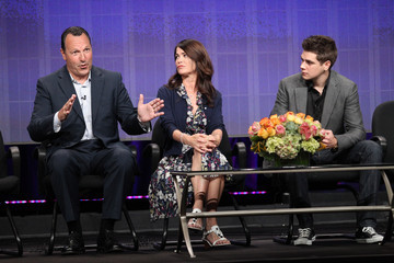 Tom Patricia 2011 Summer TCA Tour - Day 1