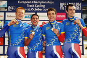 Ed Clancy and Peter Kennaugh Photos Photo