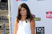 Actress Madison De La Garza arrives at the 2011 VH1 Do Something Awards at the Hollywood Palladium on August 14, 2011 in Hollywood, California.