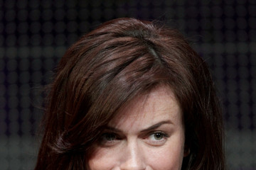 Eve Myles 2011 Winter TCA Tour - Day 3