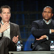 Tavis Smiley and Neal Kendall Photos
