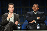 Tavis Smiley and Neal Kendall Photos Photo