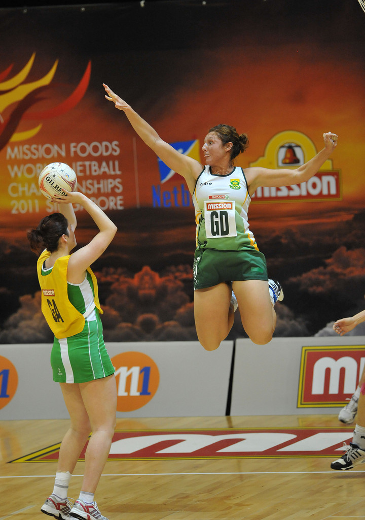 2011 world netball championships   day 7   zimbio