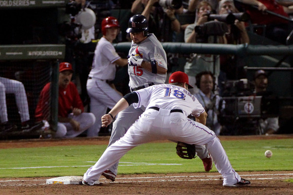 2011 World Series Game 5 - St Louis Cardinals v Texas Rangers - 1 of 17