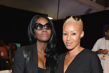 Chanelle 2012 BET Awards - Radio Room - Day 1