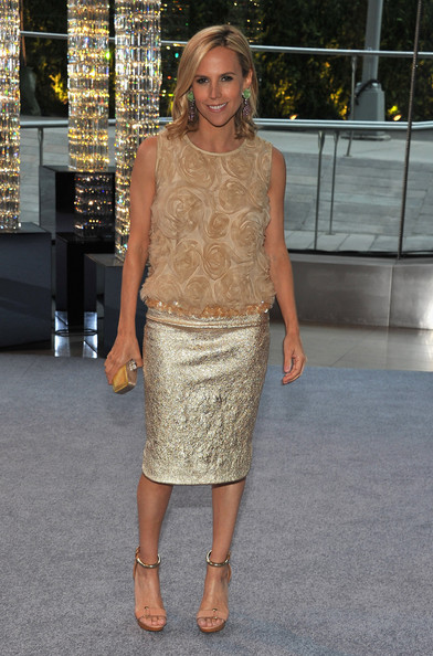 Designer Tory Burch attends the 2012 CFDA Fashion Awards at Alice Tully Hall on June 4, 2012 in New York City.