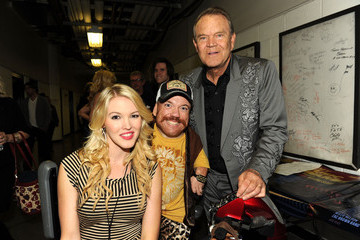 Glen Campbell 2012 CMT Music Awards - Audience And Backstage