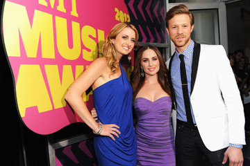 Hannah Blaylock 2012 CMT Music Awards - Red Carpet