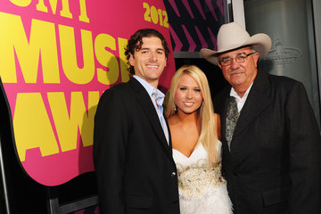 Taylor Childress 2012 CMT Music Awards - Red Carpet