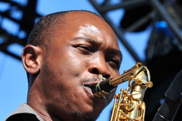 Seun Kuti 2012 Coachella Music Festival - Day 3
