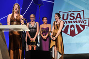 Rebecca Soni and Missy Franklin Photos Photo