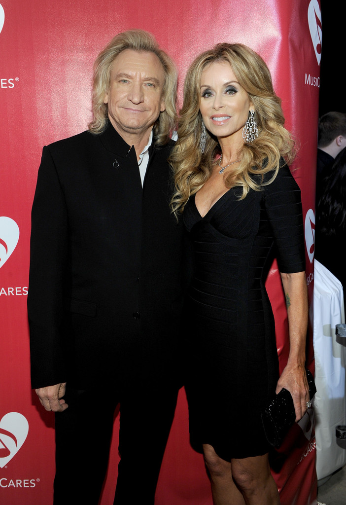 Joe Walsh And Marjorie Bach Photos 2017 Musicares Person Of The Year Tribute To Paul Mccartney Red Carpet Zimbio