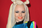 Singer Kerli arrives at the 2012 MusiCares Person of the Year Tribute To Paul McCartney held at the Los Angeles Convention Center on February 10, 2012 in Los Angeles, California.