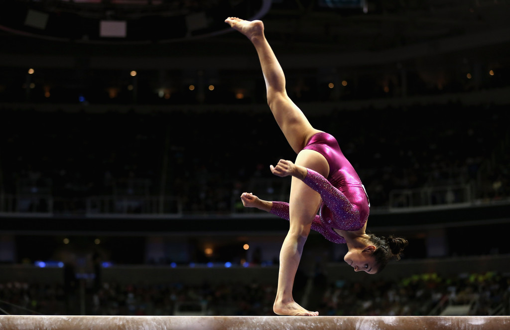 Aly Raisman Photos 2012 U S Olympic Gymnastics Team