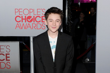 Greyson Chance 2012 People's Choice Awards - Arrivals