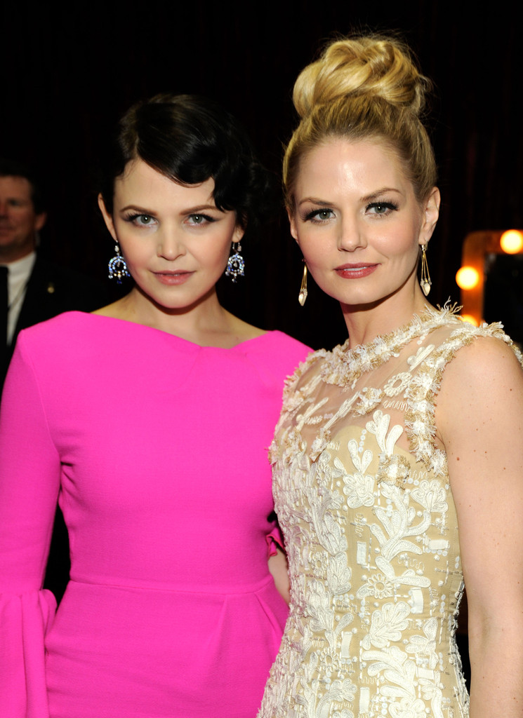 ginnifer goodwin and jennifer morrison photos photos