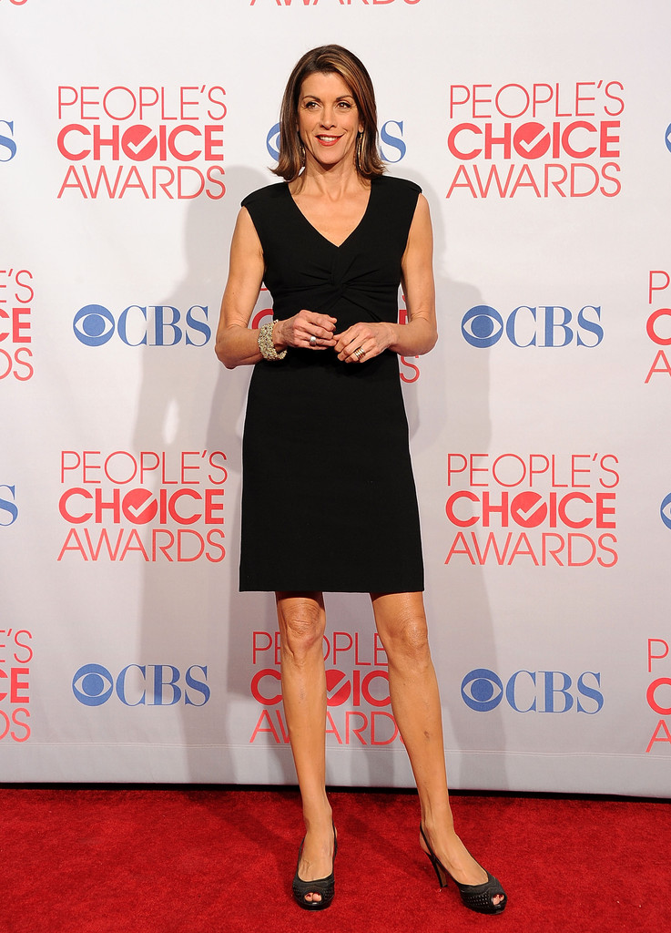 Wendie Malick Photos Photos 2012 People S Choice Awards