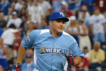 Mike Sweeney 2012 Taco Bell All-Star Legends & Celebrity Softball Game