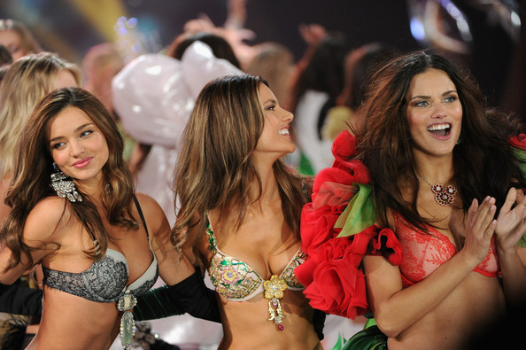 Names of the 2012 Victoria's Secret Angels (VS Fashion Show Pics ...
