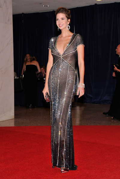 Ivanka Trump attends the 98th Annual White House Correspondents' Association Dinner at the Washington Hilton on April 28, 2012 in Washington, DC.