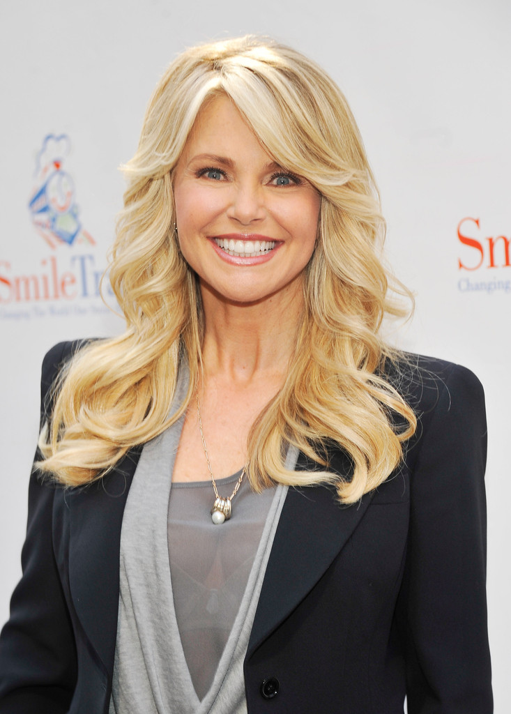 Christie Brinkley Photos Photos 2012 World Smile Day