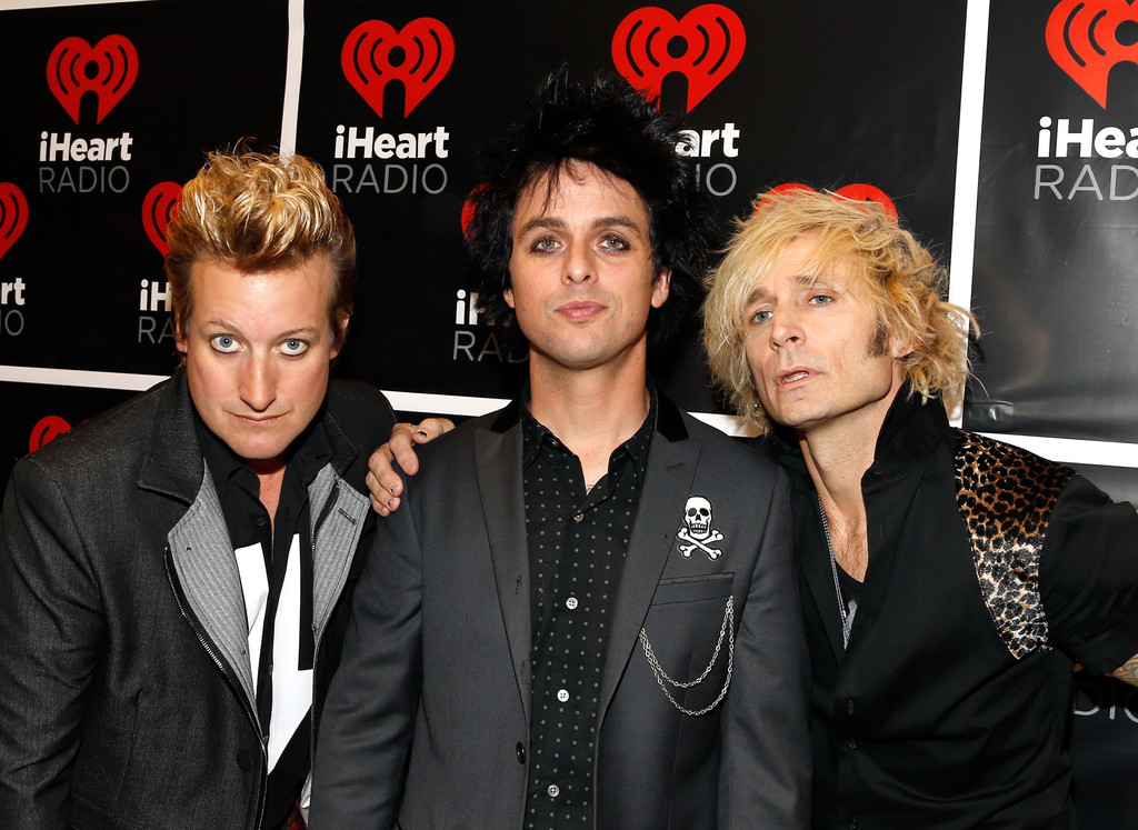 Billie Joe Armstrong And Tre Cool Photos Photos 2012 Iheartradio