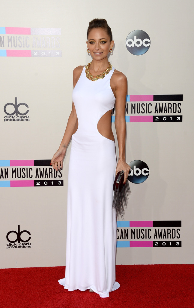 Nicole Richie Photos Photos Arrivals At The American Music