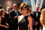 Lisa Rinna at the Creative Arts Emmys - Best Dressed at the 2013 Creative Arts Emmy Awards