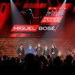 Miguel Bose and Lucia Bose Photos
