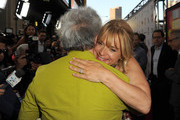 Nastassja Kinski and Pedro Almodovar Photos Photo