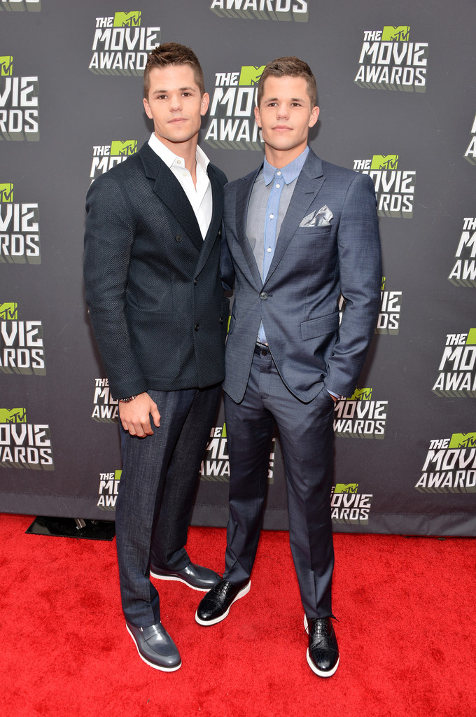 Max Carver and Charlie Carver Photos Photos - Arrivals at ...