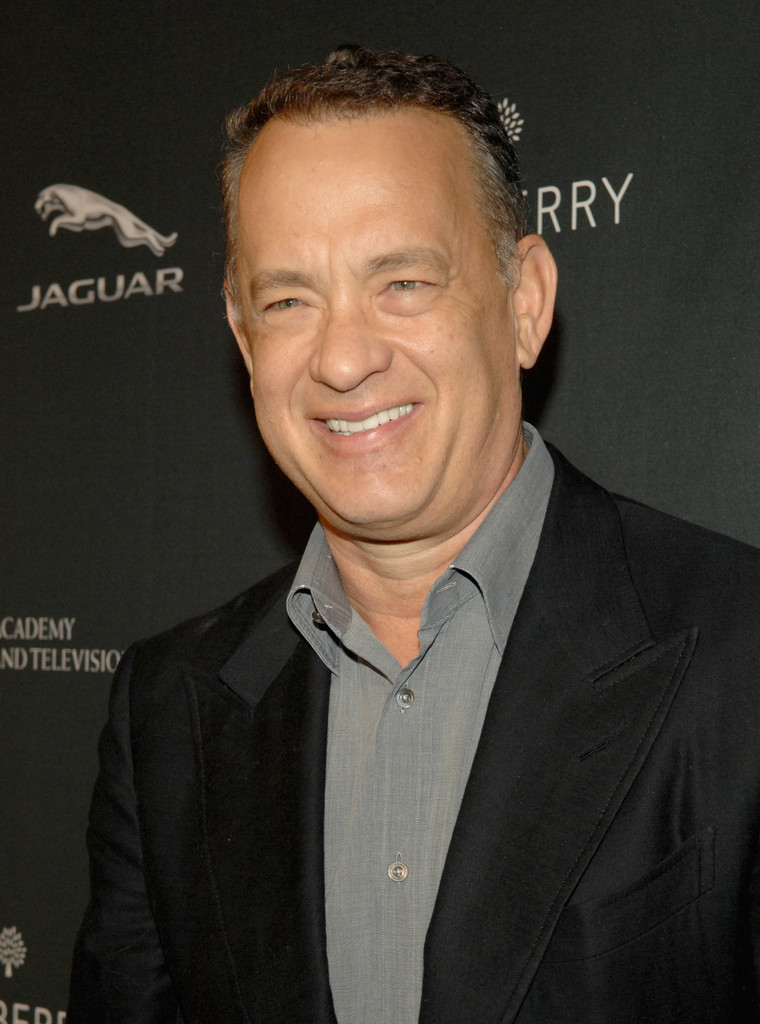 Jaguar Los Angeles >> Tom Hanks in The 2014 BAFTA Los Angeles Awards Season Tea Party Presented By Jaguar And Mulberry ...
