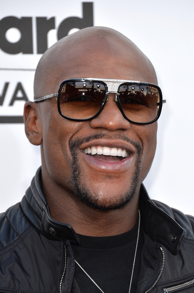 Floyd Mayweather Jr. Photos Photos - 2014 Billboard Music ...