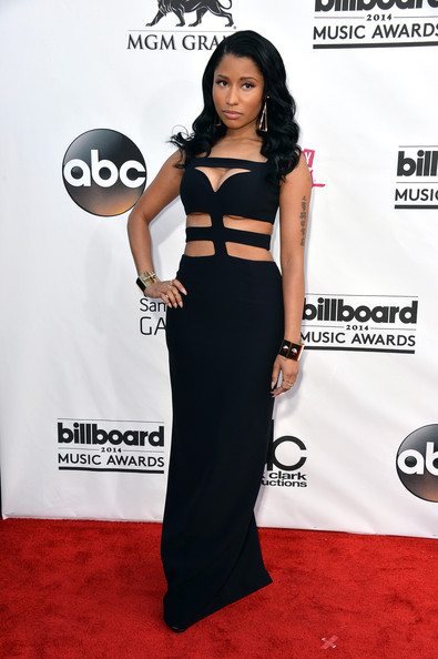 Singer Nicki Minaj attends the 2014 Billboard Music Awards at the MGM Grand Garden Arena on May 18, 2014 in Las Vegas, Nevada.