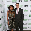 Angela Bassett and Josh Welsh Photos