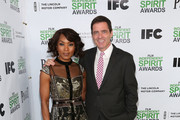 Angela Bassett and Josh Welsh Photos Photo