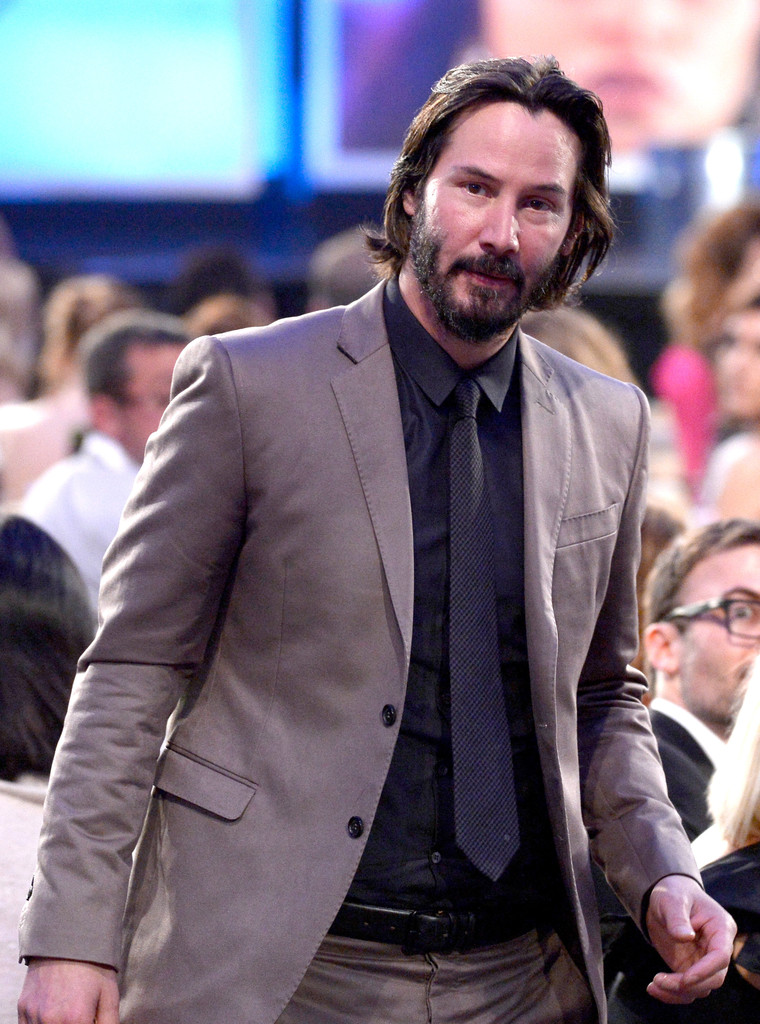 Keanu Reeves Photos Photos - 2014 Film Independent Spirit ...
