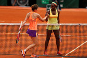 Sloane Stephens Simona Halep Photos Photo