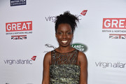 Adepero Oduye attends the 2014 GREAT British Oscar Reception at British Consul General's Residence on February 28, 2014 in Los Angeles, California.