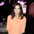 Eva Longoria Goes to a Swanky Luncheon