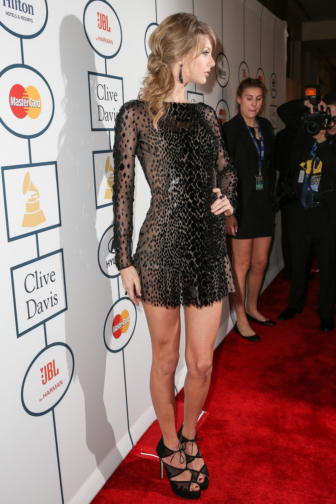 Taylor Swift Photos Photos - 2014 HYUNDAI/GRAMMYs Clive