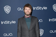 Actor Seth Gabel attends the 2014 InStyle and Warner Bros. 71st Annual Golden Globe Awards Post-Party on January 12, 2014 in Beverly Hills, California.