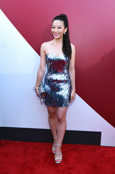 Actress Arden Cho attends the 2014 MTV Video Music Awards at The Forum on August 24, 2014 in Inglewood, California.