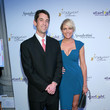 Arianne Zucker and Ted Price
