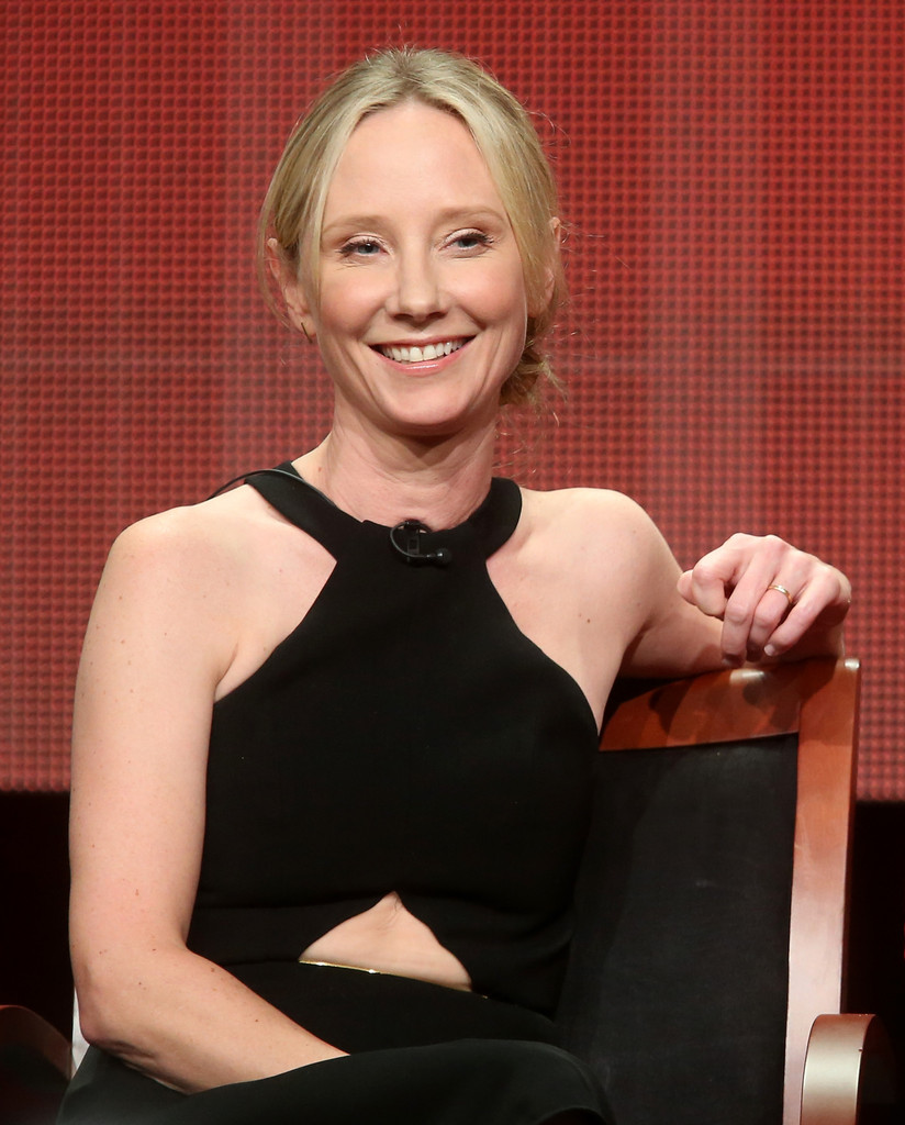 Anne Heche: 2014 Summer TCA Tour: Day 6