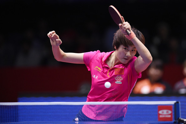 Ning ding in 2014 world team table tennis championships - Table tennis world championship 2014 ...