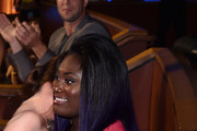 Actress Danielle Brooks in the audience at the 2014 Young Hollywood Awards brought to you by Samsung Galaxy at The Wiltern on July 27, 2014 in Los Angeles, California. The Young Hollywood Awards will air on Monday, July 28 8/7c on The CW.