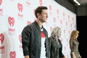 Actor Pablo Schreiber attends the 2014 iHeartRadio Music Festival at the MGM Grand Garden Arena on September 20, 2014 in Las Vegas, Nevada.