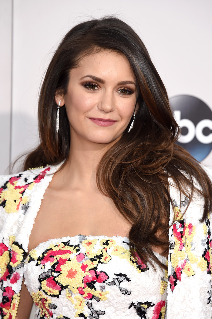 Nina Dobrev Photos Photos 2015 American Music Awards